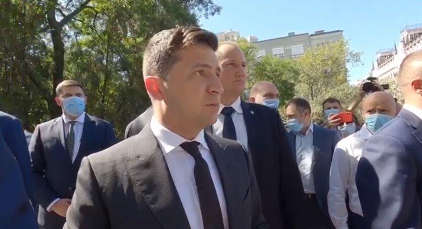 Владимир Зеленский,Слуга Народа,местные выборы в Украине,Одесская область