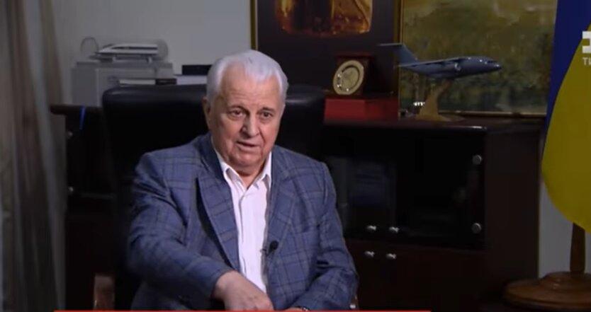 Леонид Кравчук, Россия, цинизм