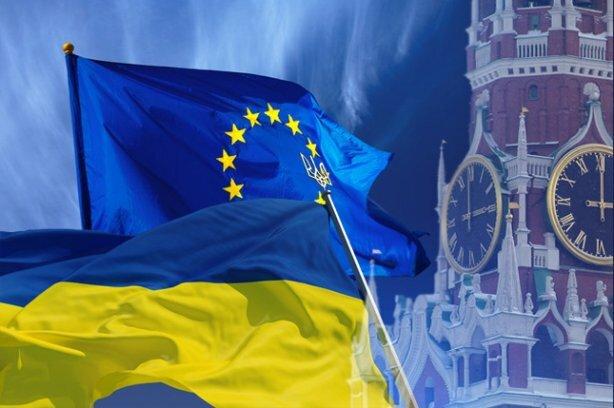 Украина Россия ЕС