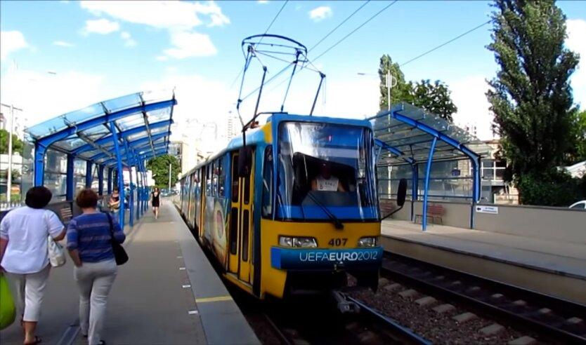 Киевский скоростной трамвай, КГГА, Минфин Украины, Александр Кава