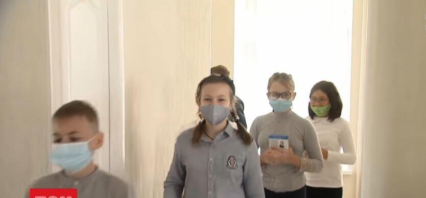 Школьники в Украине, система образования, 12 лет