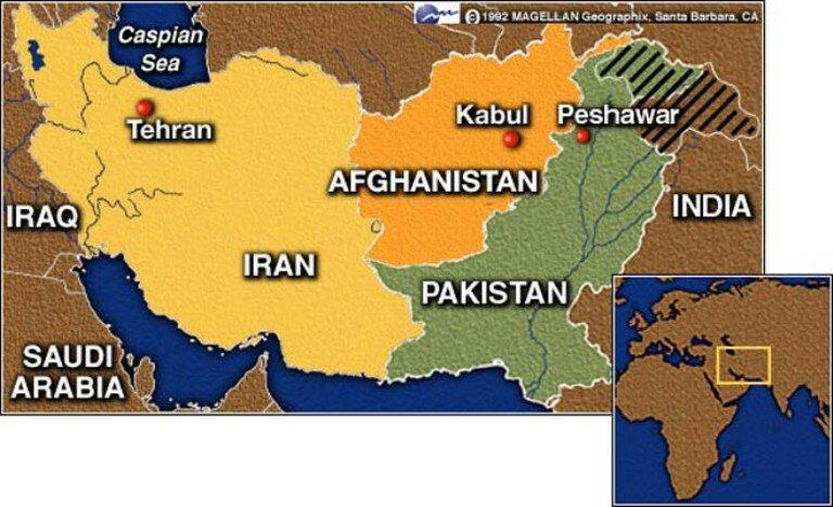 Иран_Афганистан