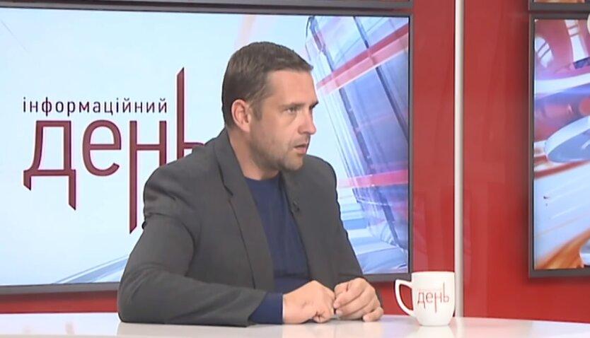 Борис Бабин, агенты Кремля, Офис Зеленского