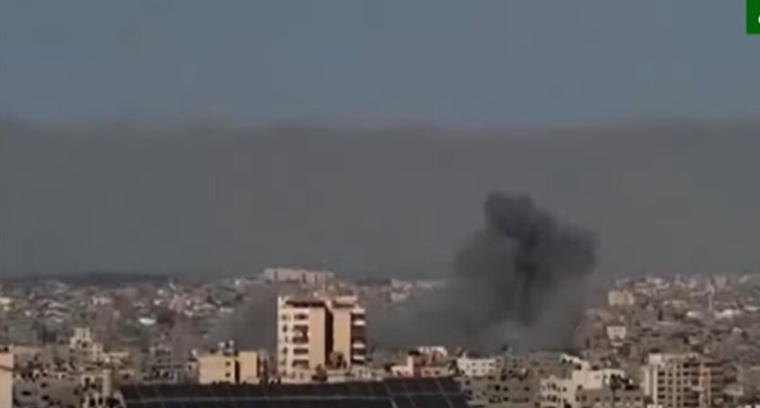 Эскалация в секторе Газа