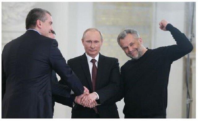 Владимир Путин Алексей Чалый