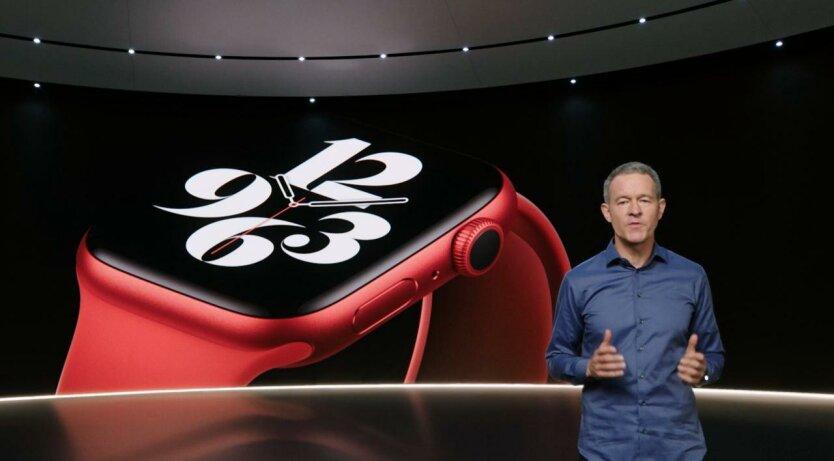 Новинки Apple,Тим Кук,Презентация Apple,новые Apple Watch,Новый iPad