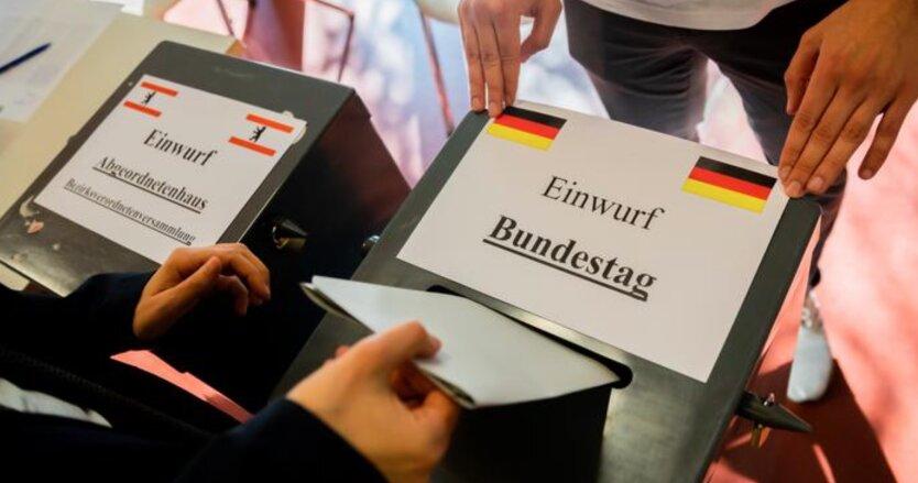 Выборы в Германии: появились результаты экзитполов