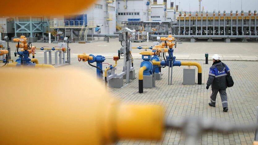 Прокачка газа, фото - РИА Новости / Виталий Тимкив