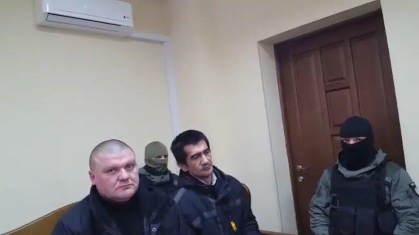 Махаматиякуб Маматкодиров подозреваемый в убийстве андрея сотника в киеве