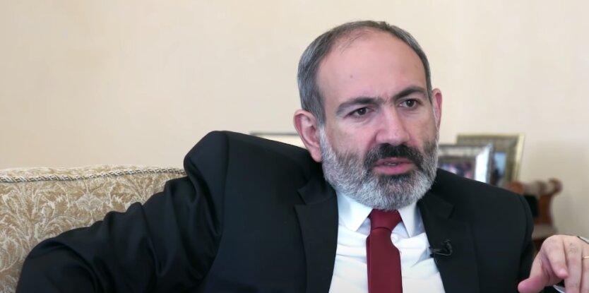 Никол Пашинян, Армения. Нагорный Карабах