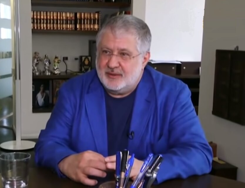 Игорь Коломойский и НБУ