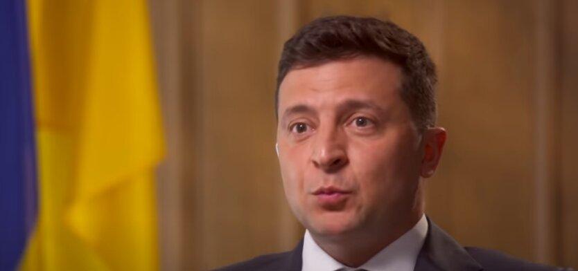 Владимир Зеленский, земля, Украина