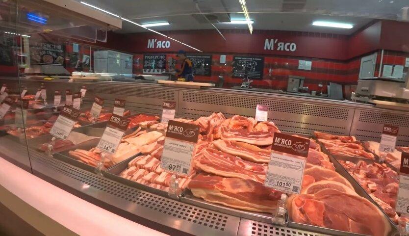 Мясо в Украине, цены на мясо, Госстат