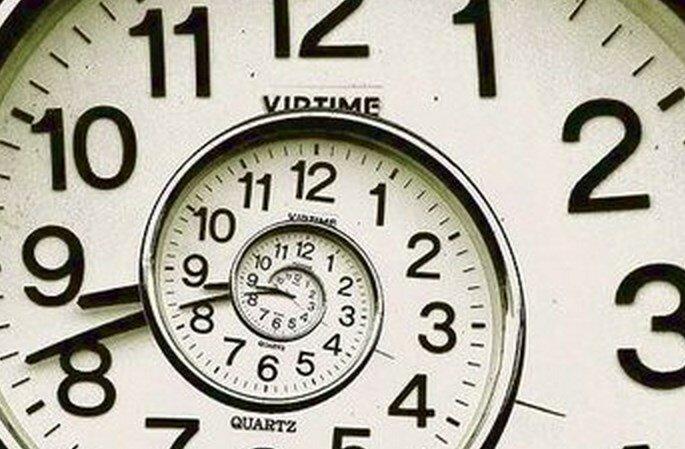 время часы