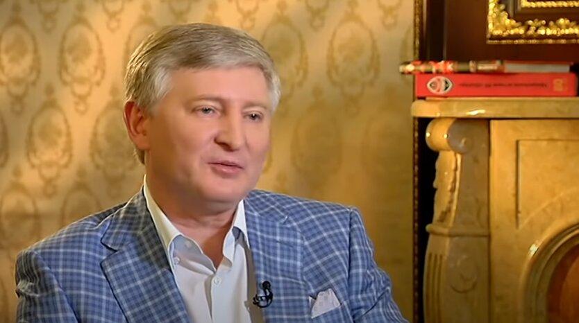 Ринат Ахметов, Борис Колесников