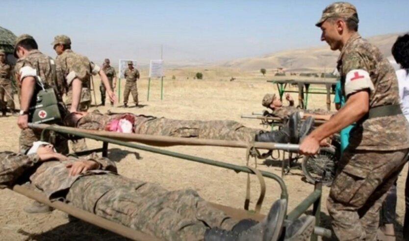 Азербайджан отказал Армении выводить раненных бойцов