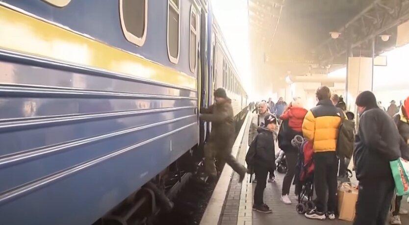 """""""Укрзализныця"""", продажа, билеты, поезда"""