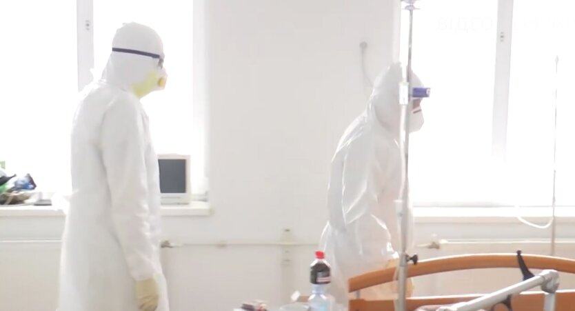 коронавирус в украине, статистика по COVID-19, антирекорд