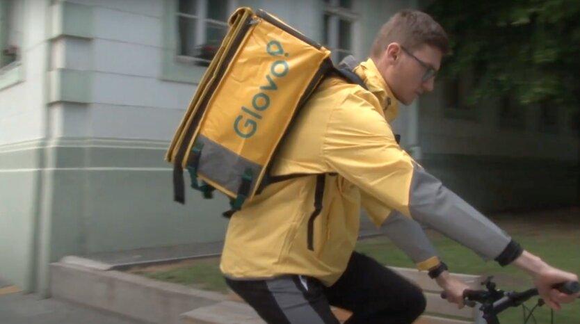 Glovo запустит доставку еще в двух десятках городов Украины