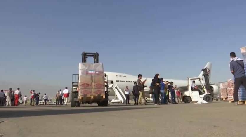 Гуманитарная помощь, Ливан, взрыв в Бейруте