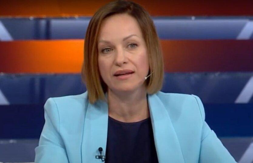 Марина Лазебная,Минсоцполитики Украины,прожиточный минимум,повышение социальных выплат