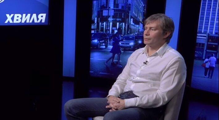 Аналитик Украинского института будущего Даниил Монин