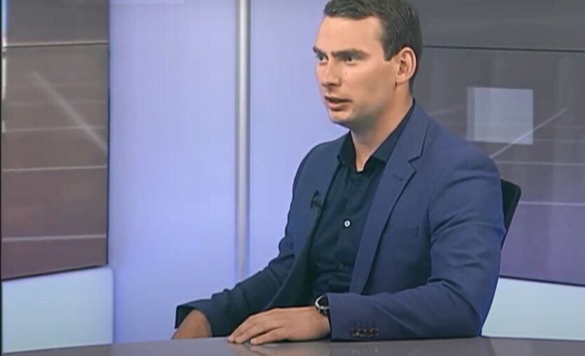 Замглавы фракции «Голос» Ярослав Железняк