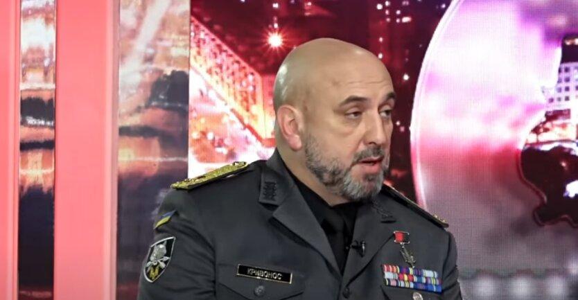 "Генерал ВСУ Сергей Кривонос, ""ЛДНР"", боевики"