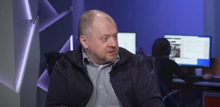 Глава Союза потребителей коммунальных услуг Олег Попенко, газ, рынок газа