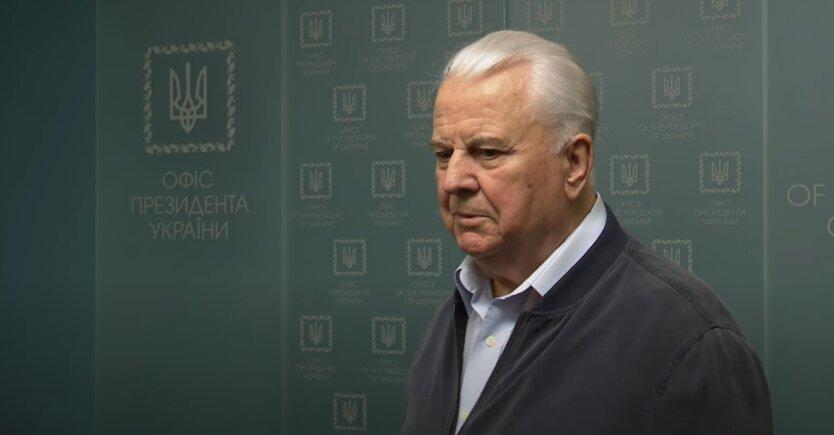 Леонид Кравчук, ТКГ, Донбасс