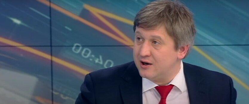 Александр Данилюк,Андрей Ермак,ТКГ,война на Донбассе,переговоры с Россией,Офис президента