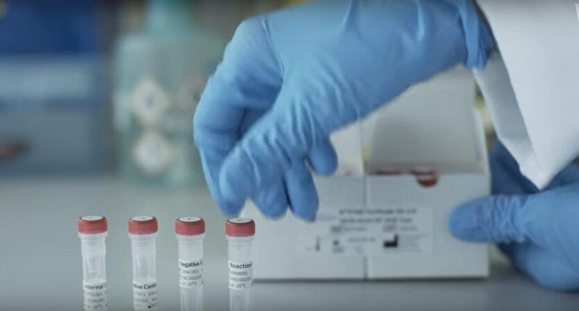 коронавирус, тест на коронавирус