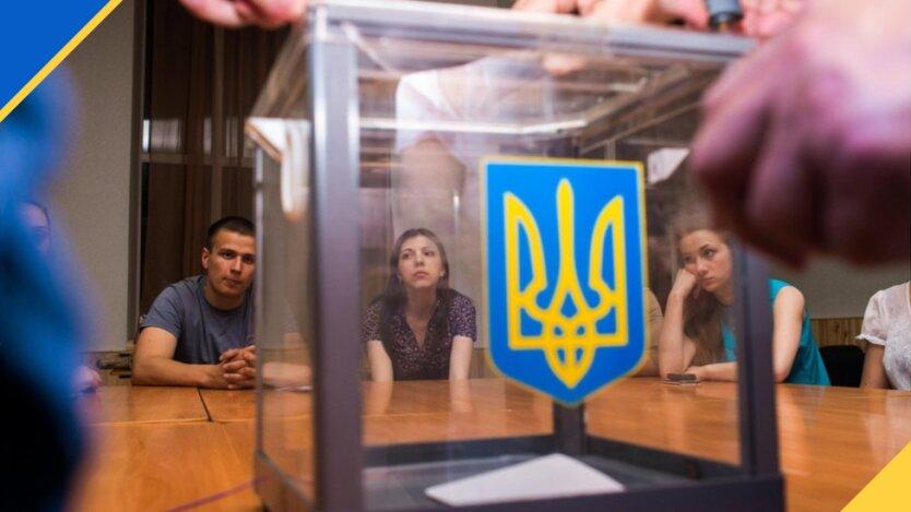выборы голосования