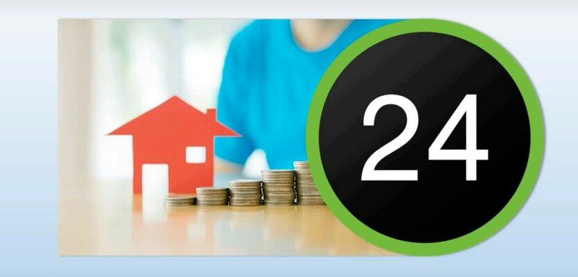 Оплата коммунальных через Приват24