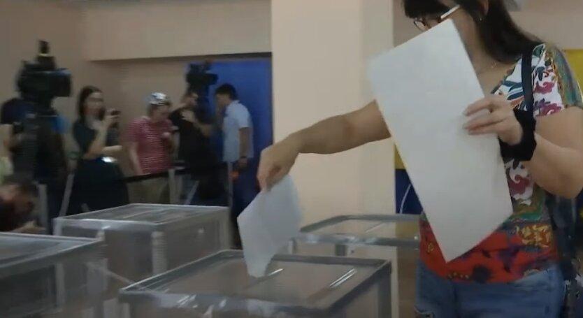 Избирательный кодекс, выборы, Украина