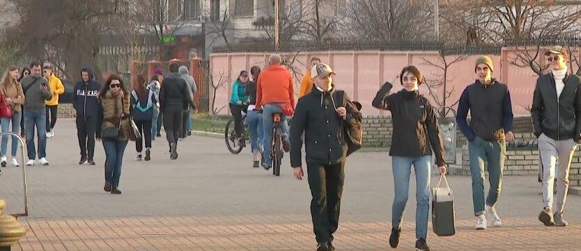 Украинцам рассказали о всех этапах ослабления карантина
