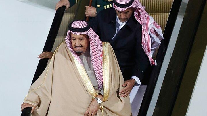 в саудовской аравии задержали трех членов королевсской семьи