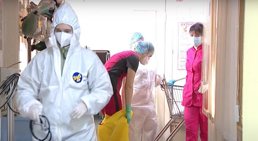 В Украине резко снизилось число новых зараженных COVID-19