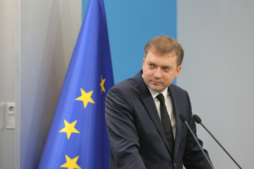 министр обороны Андрей Загороднюк