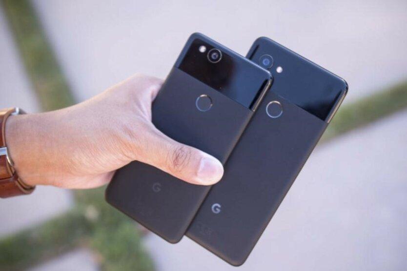 Смартфоны Google Pixel 3