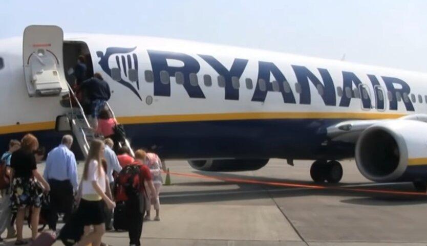 Ryanair, авиаперелеты, рейсы