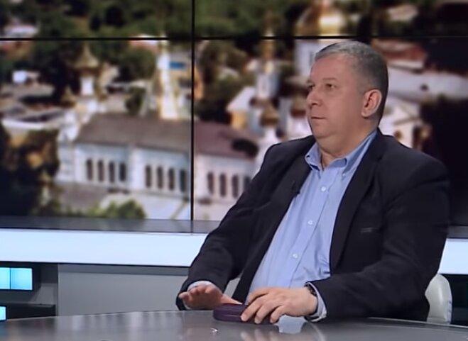 Экс-министр социальной политики Андрей Рева