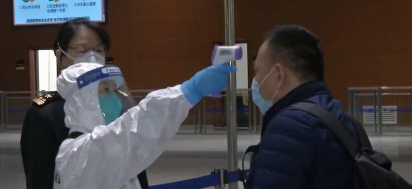 Коронавирус в Китае, коронавирус в ухане, COVID-19