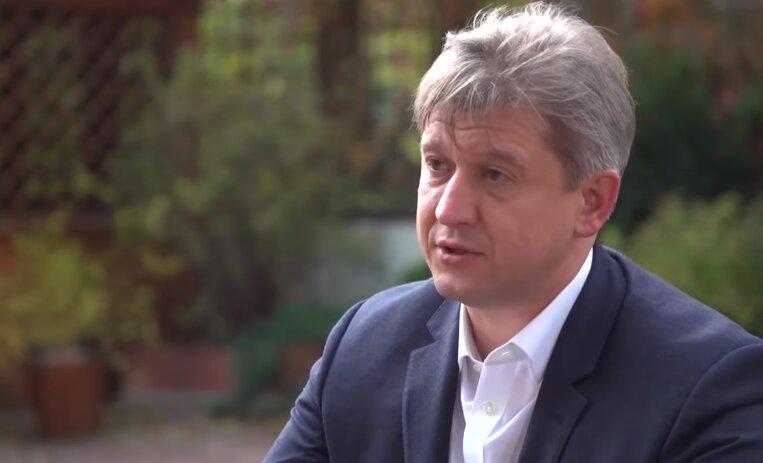 Экс-секретарь СНБО Александр Данилюк