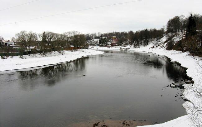 повышение воды в реках