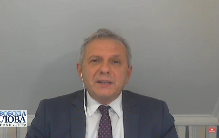 Олег Устенко, кредиты МВФ, Украина