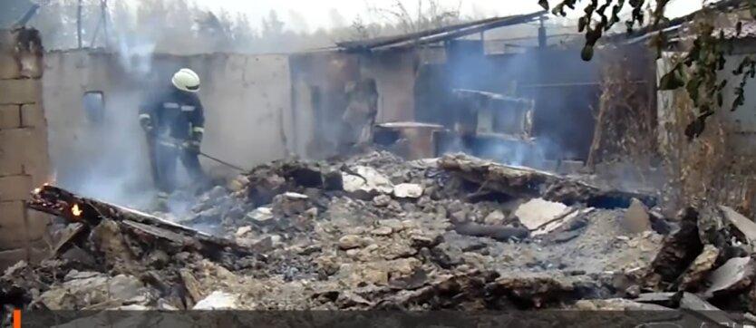 Пожары на Луганщине, число погибших, российские боевики