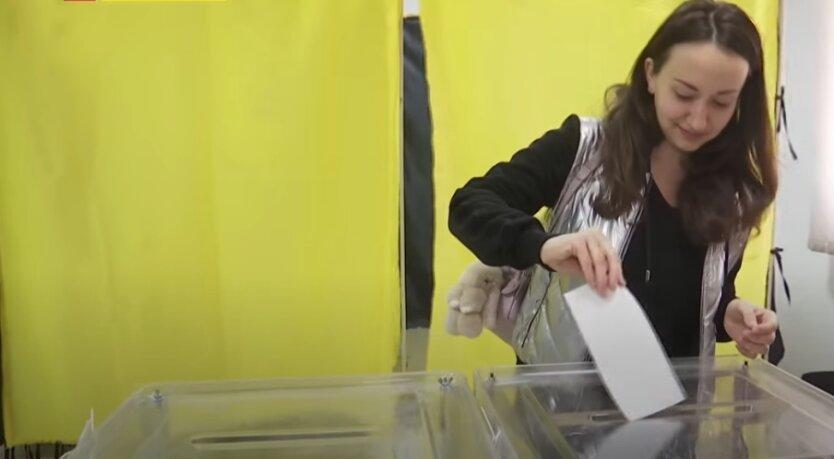 Парламентские выборы, Украина, опрос