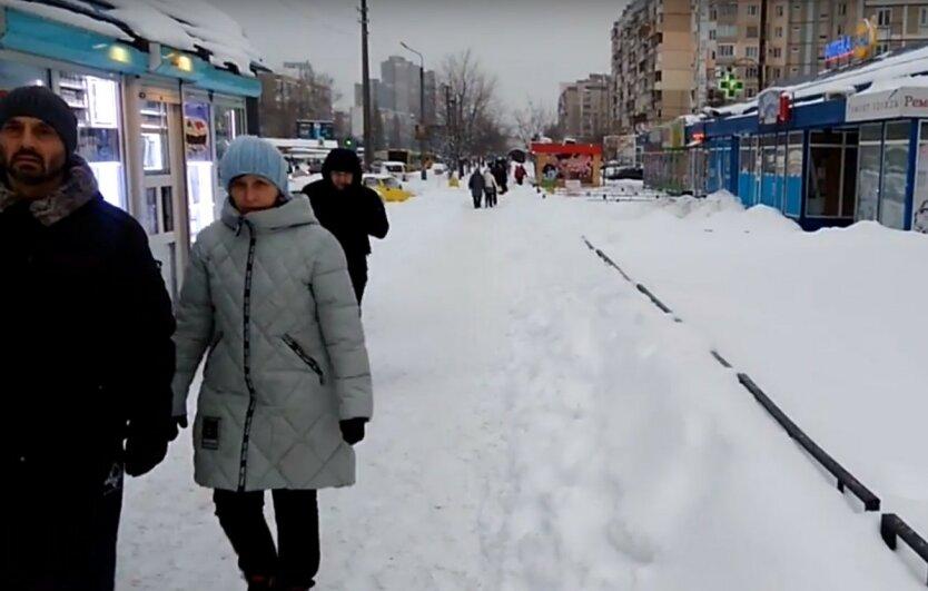 погода-снег