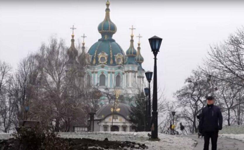 Украинцам рассказали о погоде на Рождество